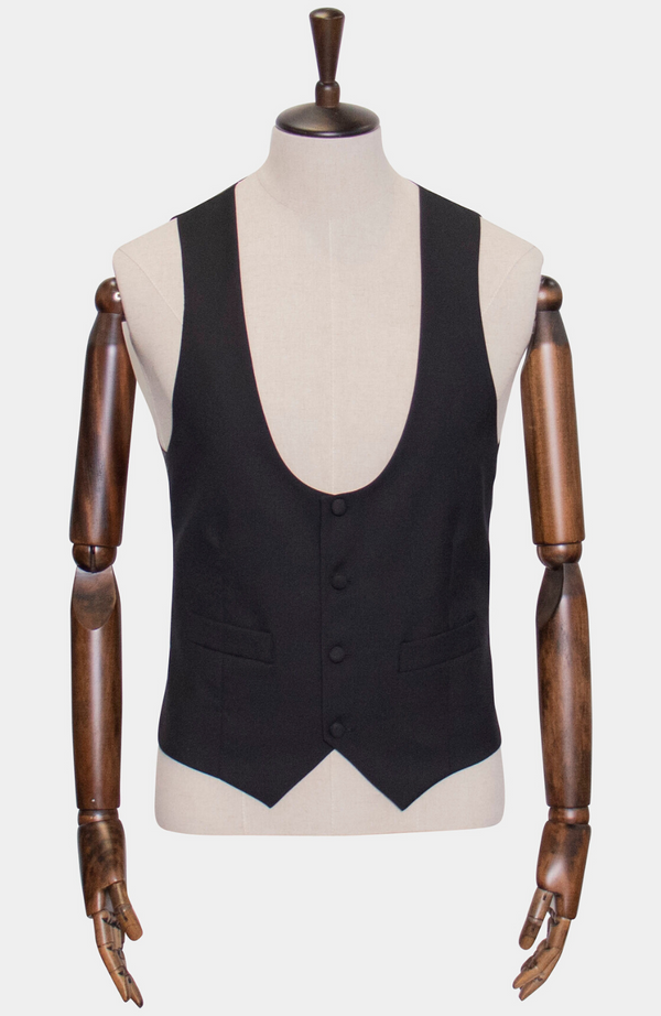 Rathlin Low Scoop Waistcoat - Made To Order