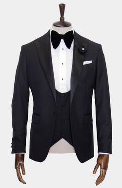 Rathlin 3 PIECE Tuxedo - HIRE (IN STORE: £100 / ONLINE: £125)
