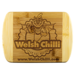 Welsh Chilli Logo Chopping Board (Full Size).