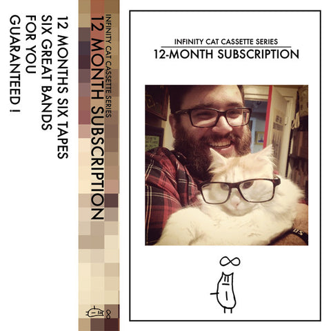Infinity Cat Cassette Series (12-Month Subscription)