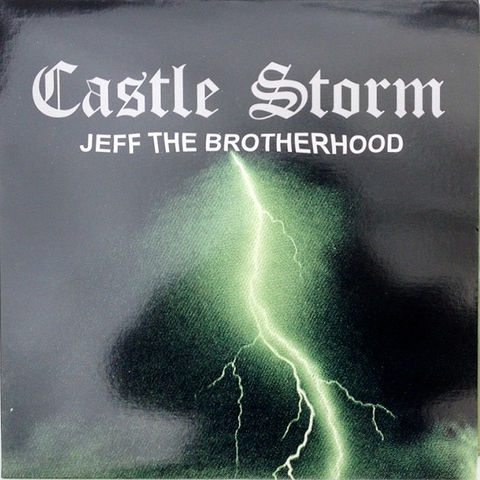 "JEFF The Brotherhood ""Castle Storm"" LP"