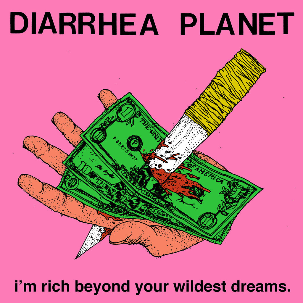 "Diarrhea Planet ""I'm Rich Beyond Your Wildest Dreams"""