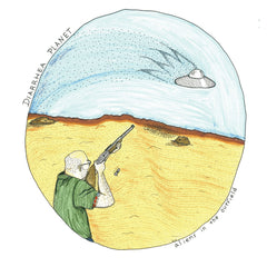 "Diarrhea Planet ""Aliens in the Outfield"" 10"" EP"