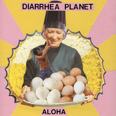 "Diarrhea Planet ""Aloha + Yama-Uba"" RECORD LABEL STORE DAY 7"" Bundle"