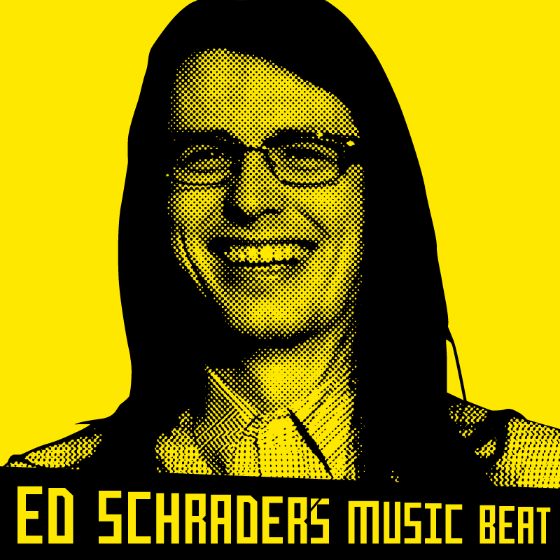 "Ed Schrader's Music Beat ""Laughing"" 7"""