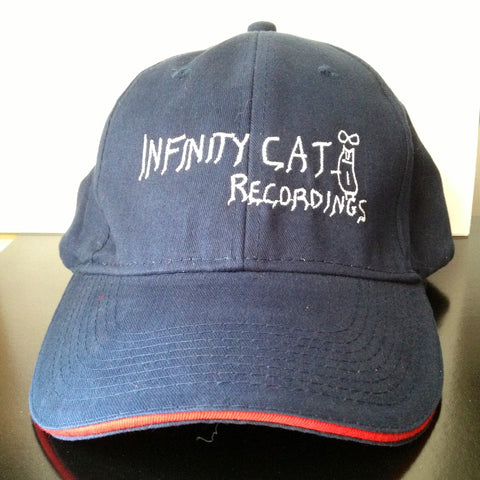 Infinity Cat Red, White and Blue Hat