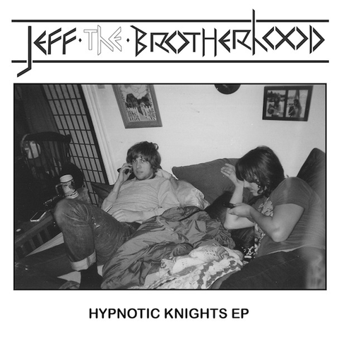 "JEFF The Brotherhood ""Hypnotic Knights"" CD sampler"