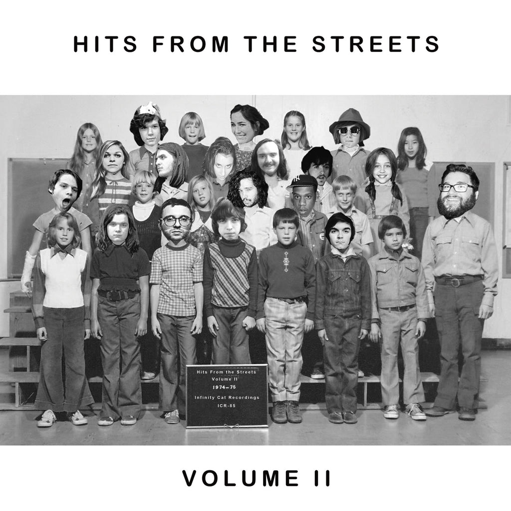 "Various Artists ""Hits From The Streets, Vol 2"" 7"""