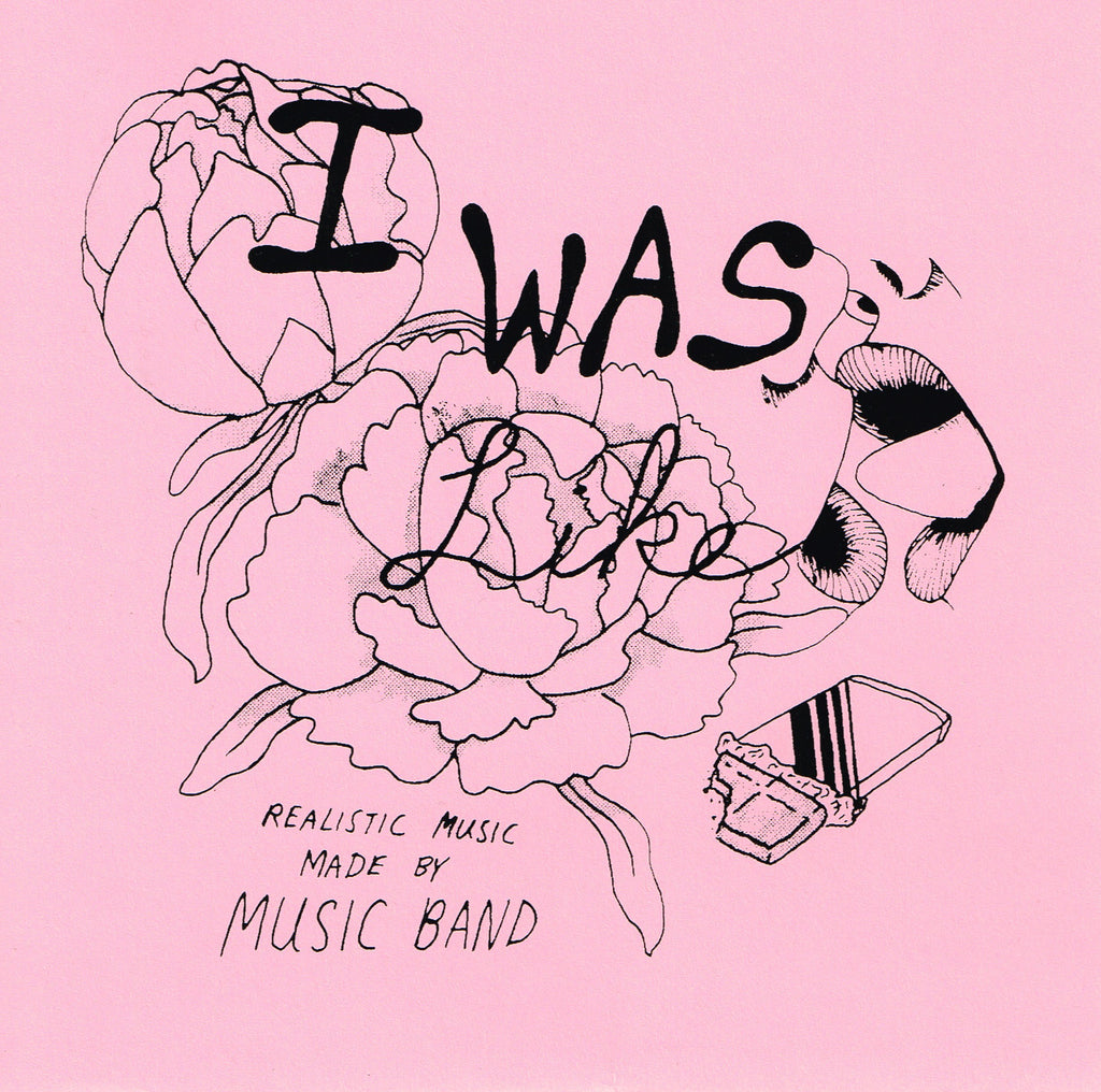 "Music Band ""I Was Like"" 7"""