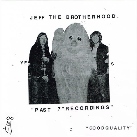 "JEFF The Brotherhood ""Past 7"" Recordings"" Box Set"