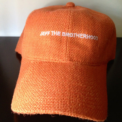JEFF The Brotherhood Hemp Hat