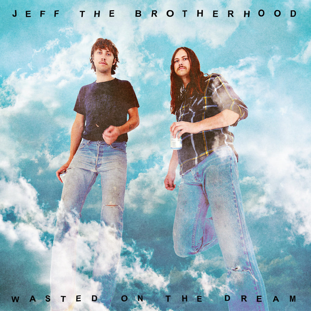"JEFF The Brotherhood ""Wasted On The Dream"" Preorder #2"