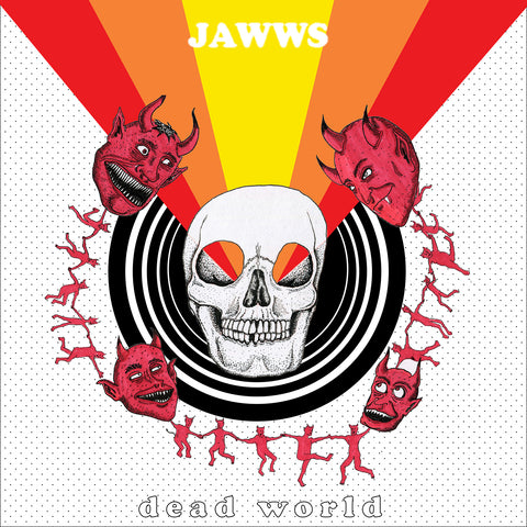 "Jawws ""Dead World"" 7"" Preorder"