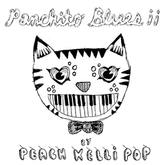 "Peach Kelli Pop ""Panchito Blues"" Flexi"