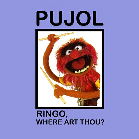 "PUJOL ""Ringo, Where Art Thou?"" CD"