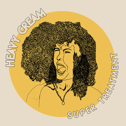 "Heavy Cream ""Super Treatment"""