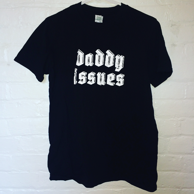 Daddy Issues Tour T-Shirt