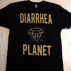Diarrhea Planet Diamond T-Shirt