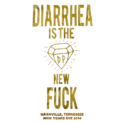 Diarrhea Planet Diarrhea Is The New Fuck T-Shirt