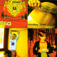 "Monkey Bowl ""Plastic 350"" CD"