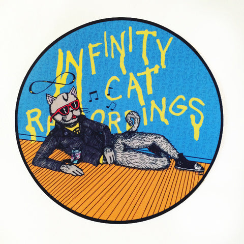Infinity Cat Slipmat