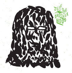 "JEFF The Brotherhood ""Radiating Fiber Plane/Yeti"" 7"""