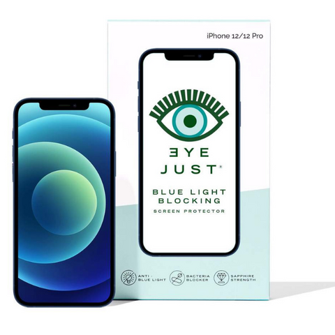 Blue Light Blocking Screen Protector by EyeJust