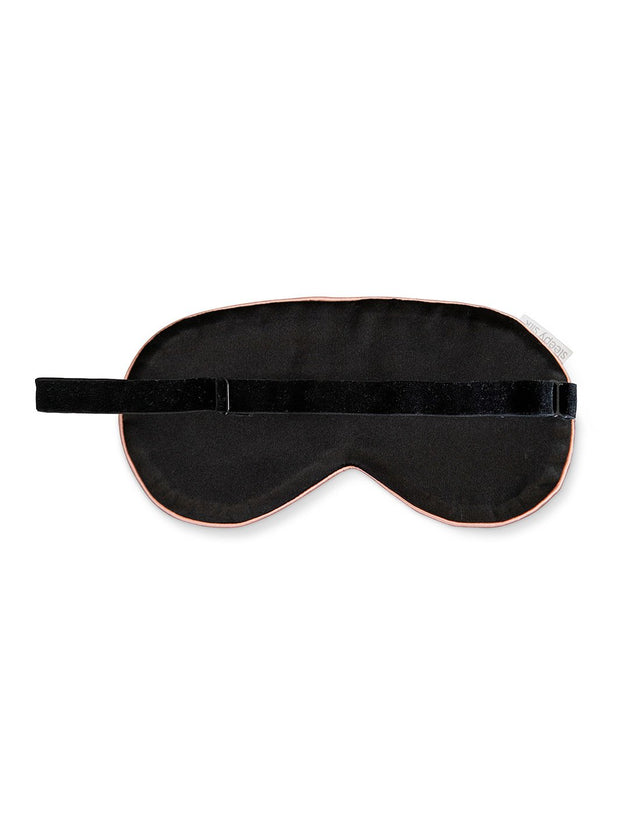 Sleepy Silk, Silk Eye Mask - Sky Blue Silk Sleep Mask (SS-EM-BL00), Silky Tots Silk Eye Mask, Slip Sleep Mask, SHHH Silk Silk Eye Mask