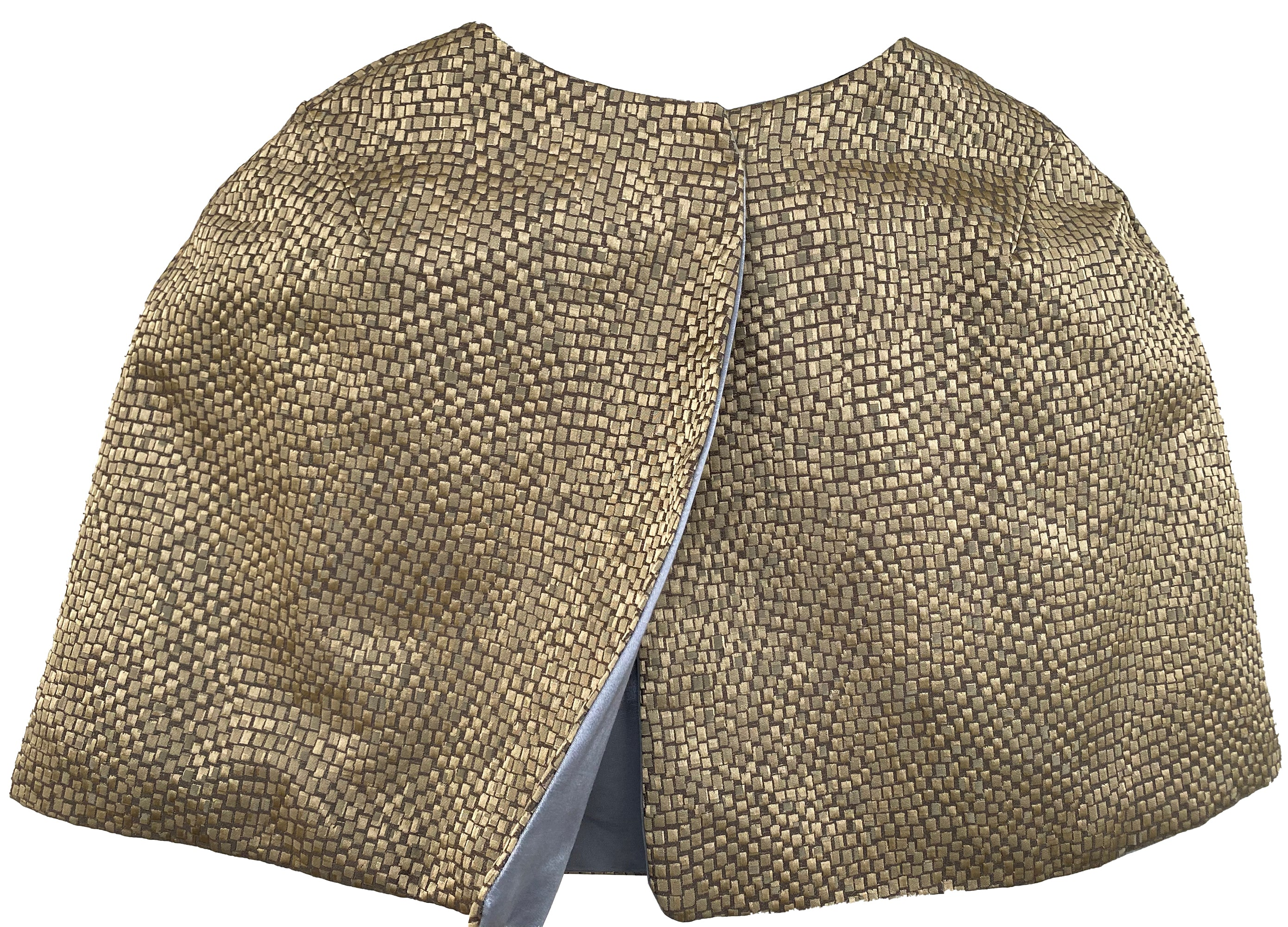 Angie Short Cape Gold