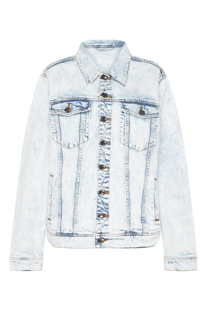 Silvatica Acid Denim Jacket
