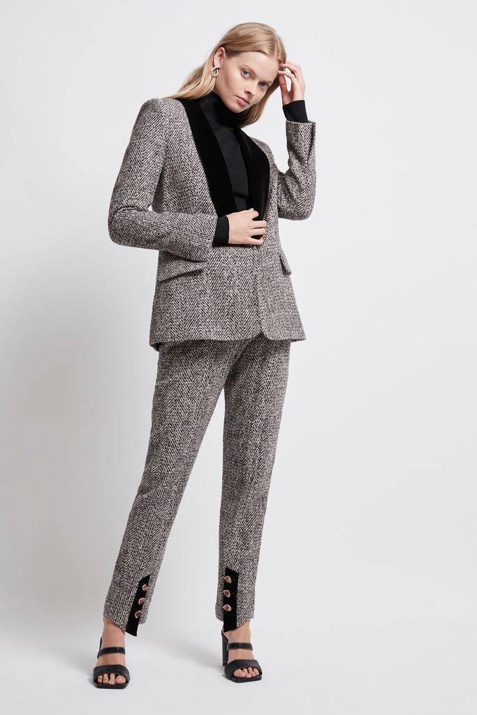 Rebellion Tweed Trouser