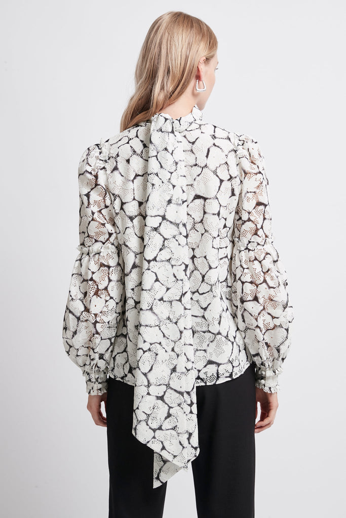 Rebellion Lace Blouse
