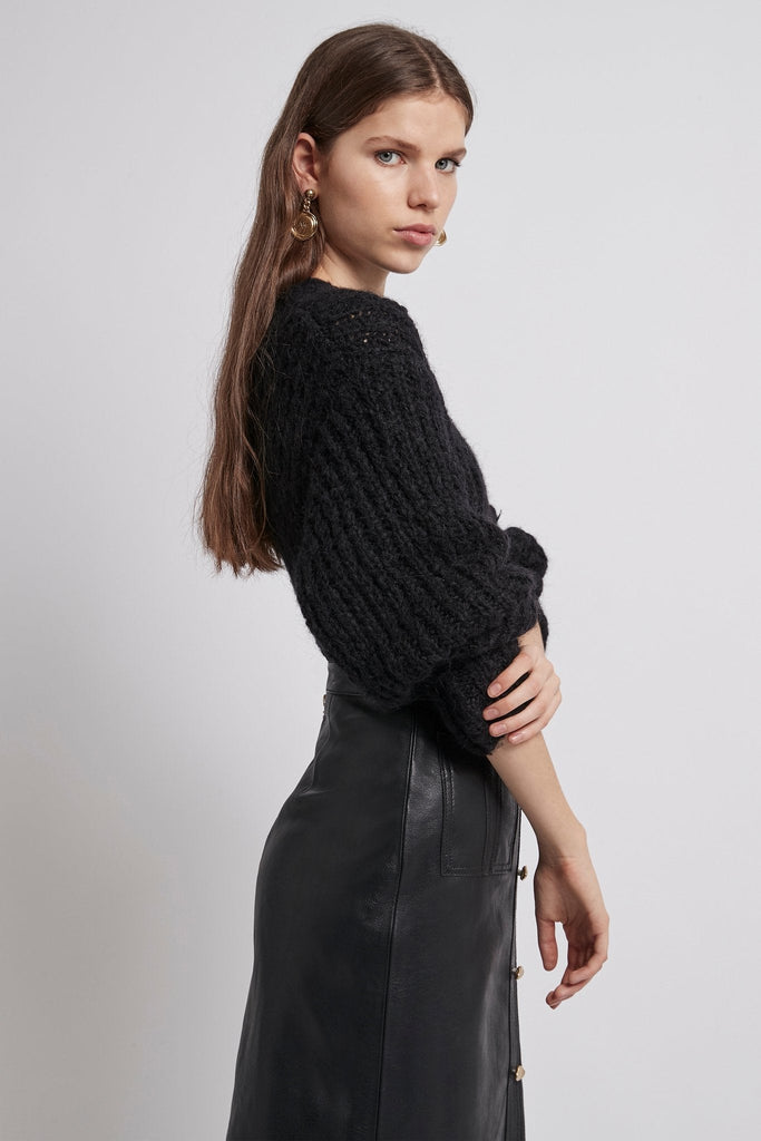 Rebellion Chunky Knit Jumper