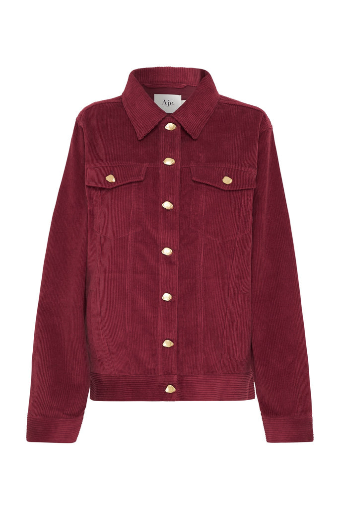 Rebellion Corduroy Jacket