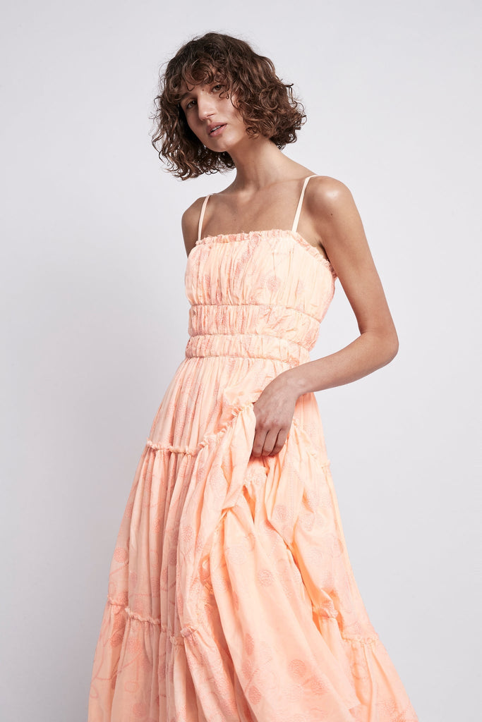 Textural Gown