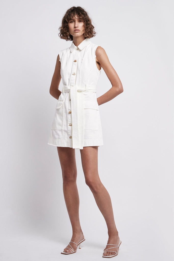 Framework Denim Sleeveless Dress
