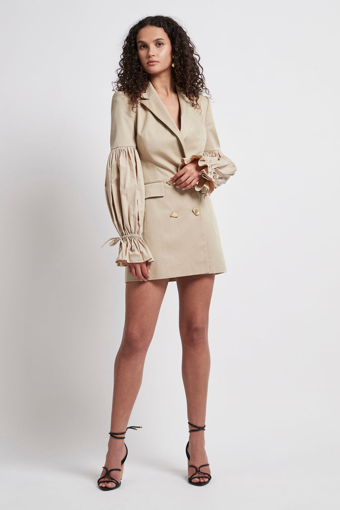 Consonance Blazer Dress