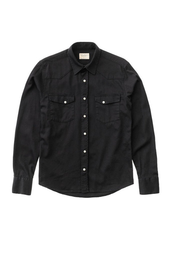 Nudie Jonis Shirt - Black