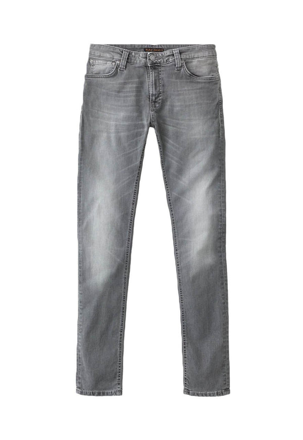 Nudie Skinny Lin - Easy Grey Jeans & Apparel - Dutil Denim