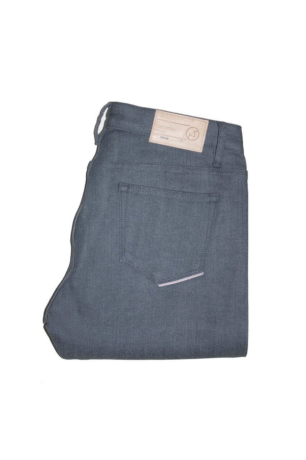 Doublewood - Skinny Grey Rinsed - Dutil Denim