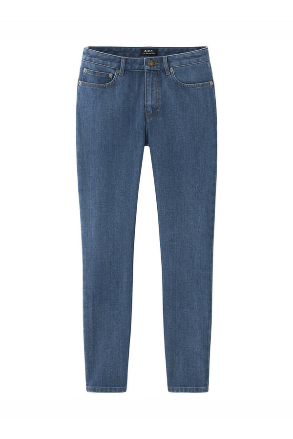 APC Jean High Standard - Washed Jeans & Apparel - Dutil Denim