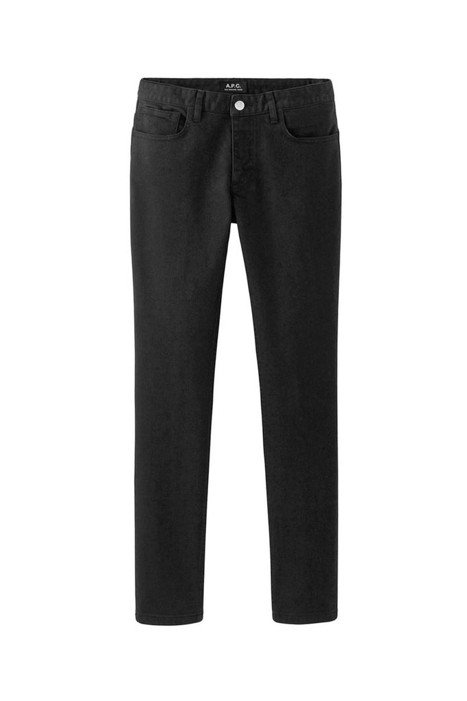 APC Jean Moulant Skinny - Black - Dutil Denim