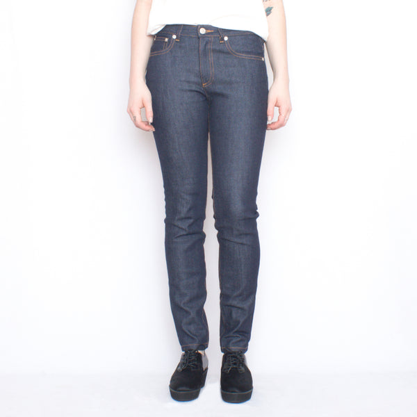 APC Jean Moulant - Indigo Jeans & Apparel - Dutil Denim