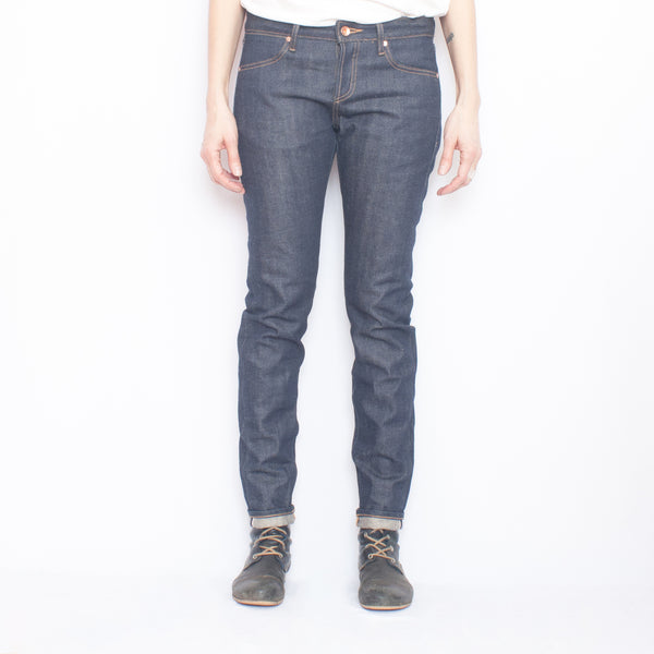 Doublewood Boyfriend - Raw - Dutil Denim