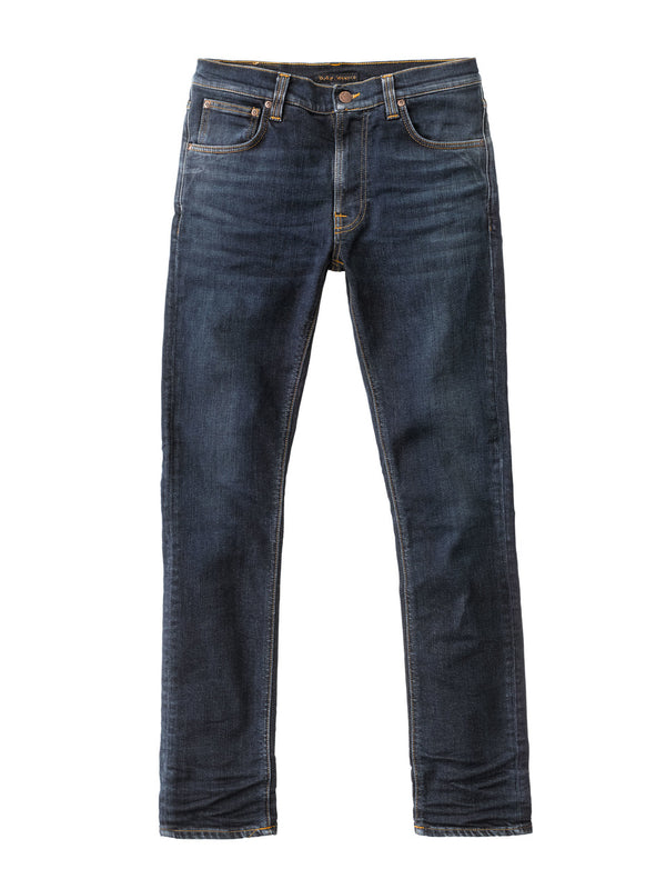 Nudie Lean Dean - Endorsed Indigo - Dutil Denim