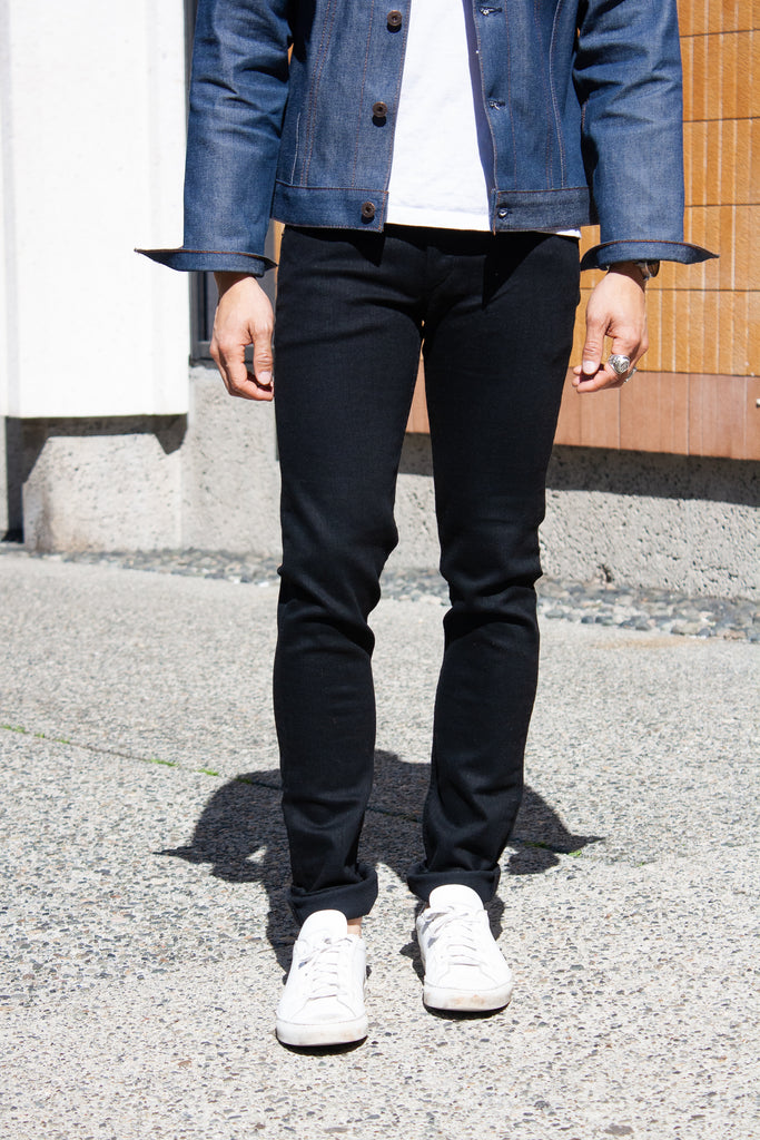 Rag & Bone Fit 2 Slim - Black Jeans & Apparel - Dutil Denim