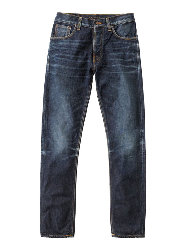 Nudie Fearless Freddie - Indigo Shadow - Dutil Denim