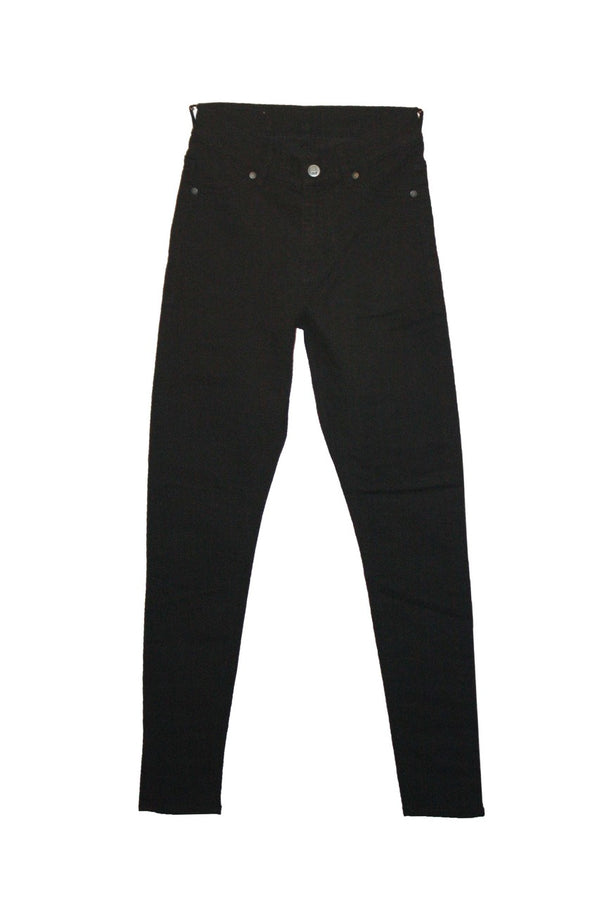 Cheap Monday High Spray Skinny - Black - Dutil Denim