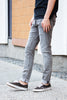 Nudie Lean Dean - Mono Grey Jeans & Apparel - Dutil Denim