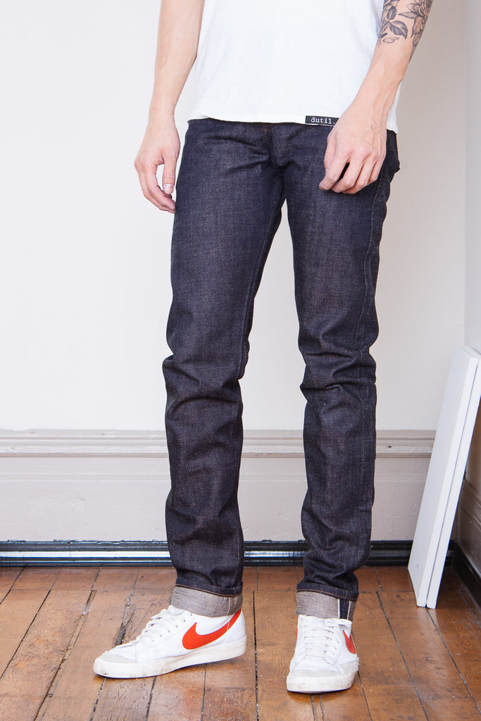 Naked & Famous Weird Guy - True Grit Selvedge Jeans & Apparel - Dutil Denim